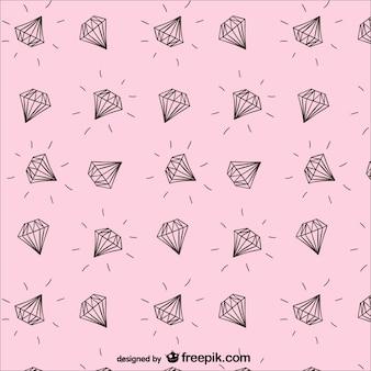 Diamantenpatroon