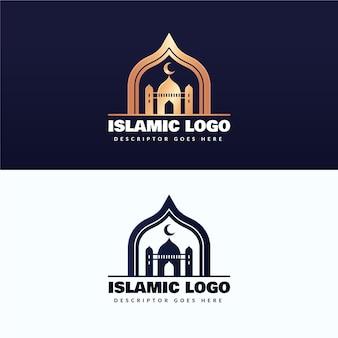 Diamond logo collectie sjabloon
