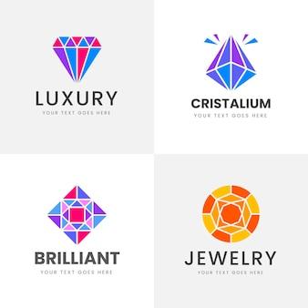 Diamond logo collectie
