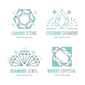 Diamond logo collectie