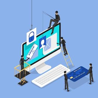 Dief steelt digitale gegevens en geldbanner