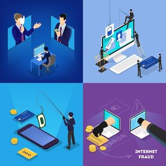 Dief steelt digitale gegevens en geldbannerset