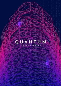 Diep leerconcept. digitale technologie abstracte achtergrond. kunstmatige intelligentie en big data. tech visual voor schermsjabloon. gedeeltelijke deep learning-achtergrond.