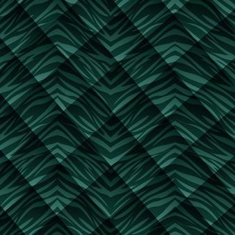 Dierenprint abstracte achtergrond