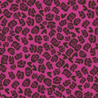 Dierlijk ontwerp over paarse achtergrond vectorillustratie