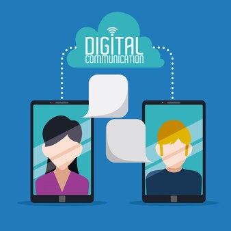 Digitaal communicatieontwerp.