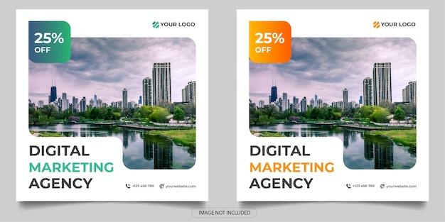 Digitaal marketingbureau op sociale media