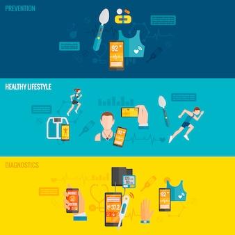 Digital health banner