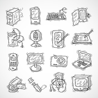 Digitale apparaten instellen