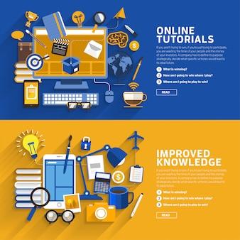 Digitale marketingillustraties