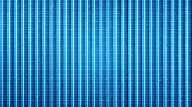 Digitale snelheidslijntechnologie microchipachtergrond, hi-tech en internetconcept
