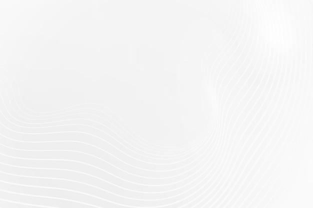 Digitale technische achtergrond met abstracte golfrand