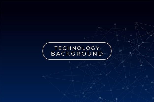 Digitale technologie achtergrond