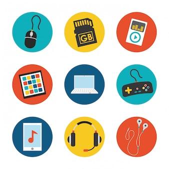 Digitale tijdperk technologie