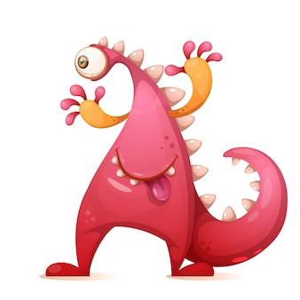 Dino karakters