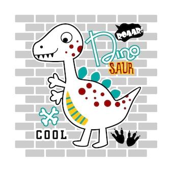 Dinosaurus ontwerp