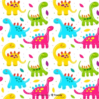 Dinosaurus patroon