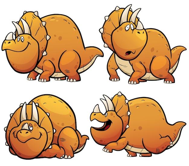 Dinosaurussen stripfiguur