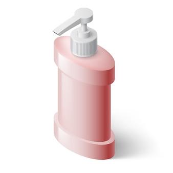 Dispenser voor vloeibare zeep