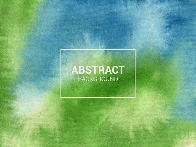 Dit is een abstracte aquarel achtergrondstructuur