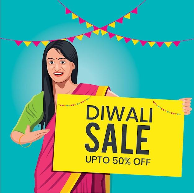 Diwali-uitverkoop