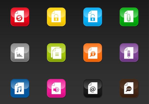 Documenteer professionele webpictogrammen voor uw ontwerp