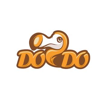 Dodo vogel logo