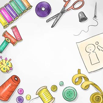 Doe het zelf creatieve workshop