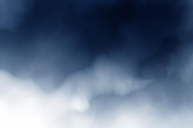 Donker blauwe aquarel splash achtergrond