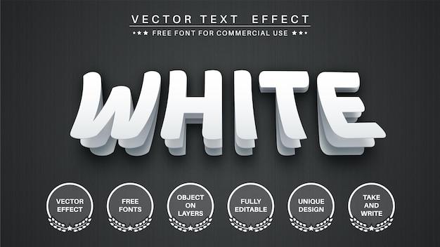 Donker goud - bewerkbaar teksteffect, lettertypestijl.