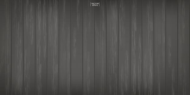 Donker houtpatroon en textuur voor achtergrond.