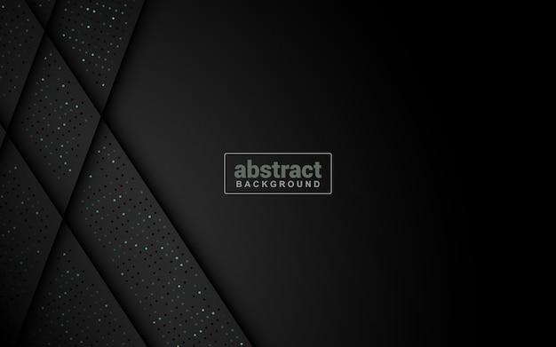 Donker met overlay-lagen - abstracte stijl en modern met weinig glitters