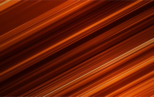 Donker oranje licht abstracte technologie achtergrond.
