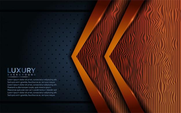 Donker zwart houten abstract ontwerp als achtergrond