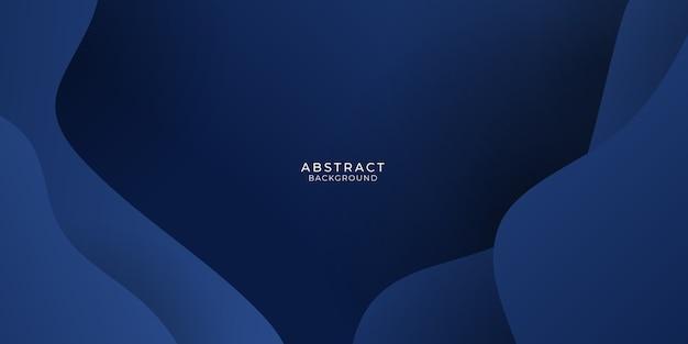 Donkerblauwe abstracte achtergrond.