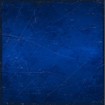 Donkerblauwe grungy achtergrond