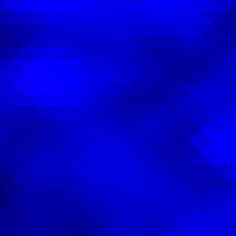 Donkerblauwe rijen van driehoekenachtergrond, vierkant