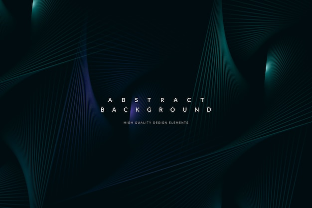 Donkerblauwe technische achtergrond