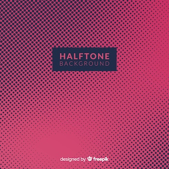 Donkere halftone achtergrond