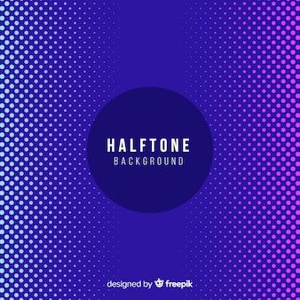 Donkere halftone backgorund