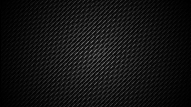 Donkere koolstofvezeltextuur