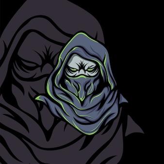 Donkere leider