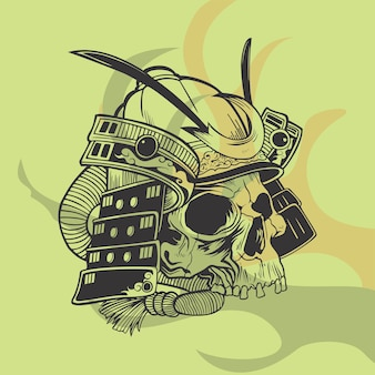 Donkere samurai
