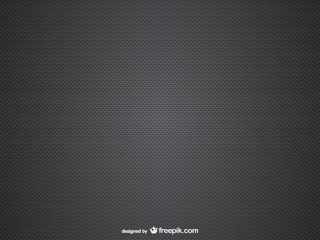 Donkergrijze geperforeerde achtergrond