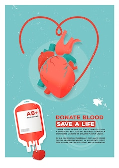 Donor poster