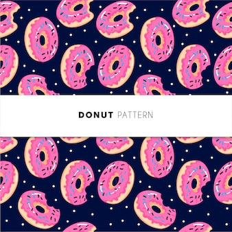 Donut patroon