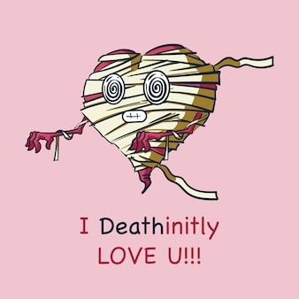 Dood nietig liefde