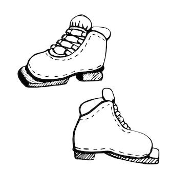 Doodle skischoenen
