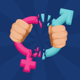 Doorbreek gendernormen