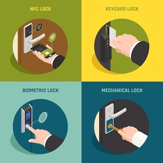 Doorlock systems
